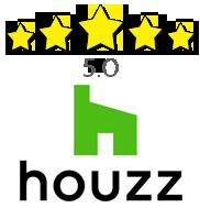 Houzz 5 Star Reviews